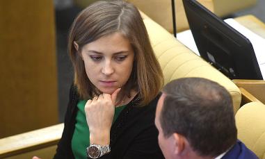 Поклонская попросила ЦИК снять Собчак с выборов за высказывания про Крым