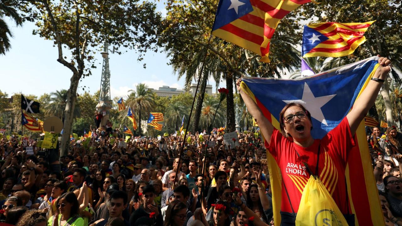 Станет ли Каталония свободной? Григорий Игнатов
