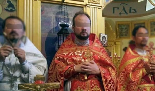 Священник и директор правосл…