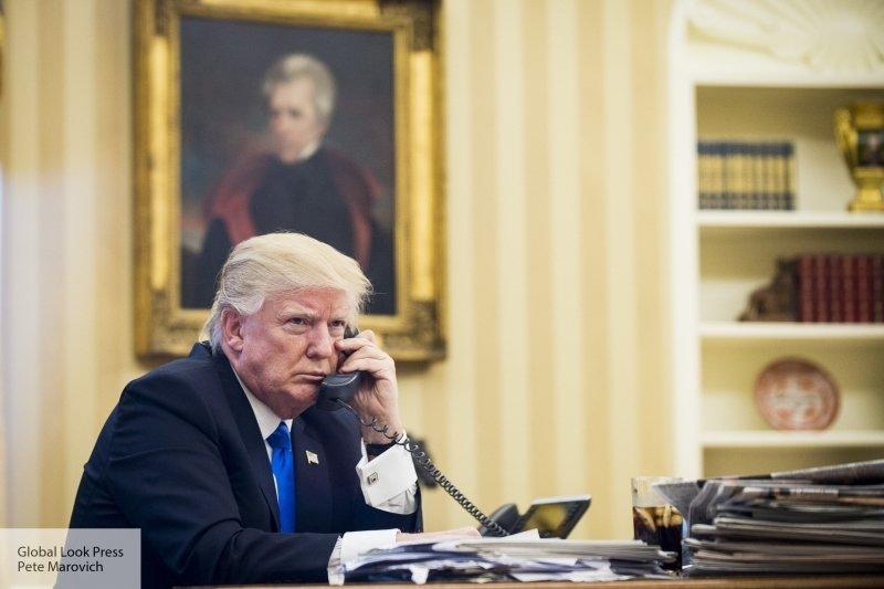Трамп в своем стиле прокомме…