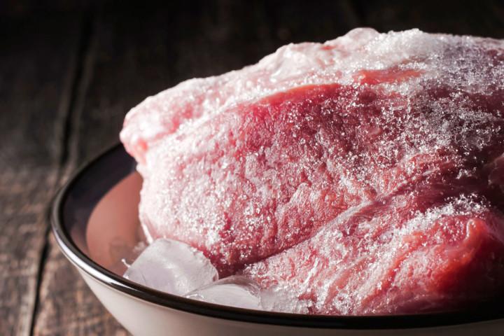 Правила выбора замороженного мяса