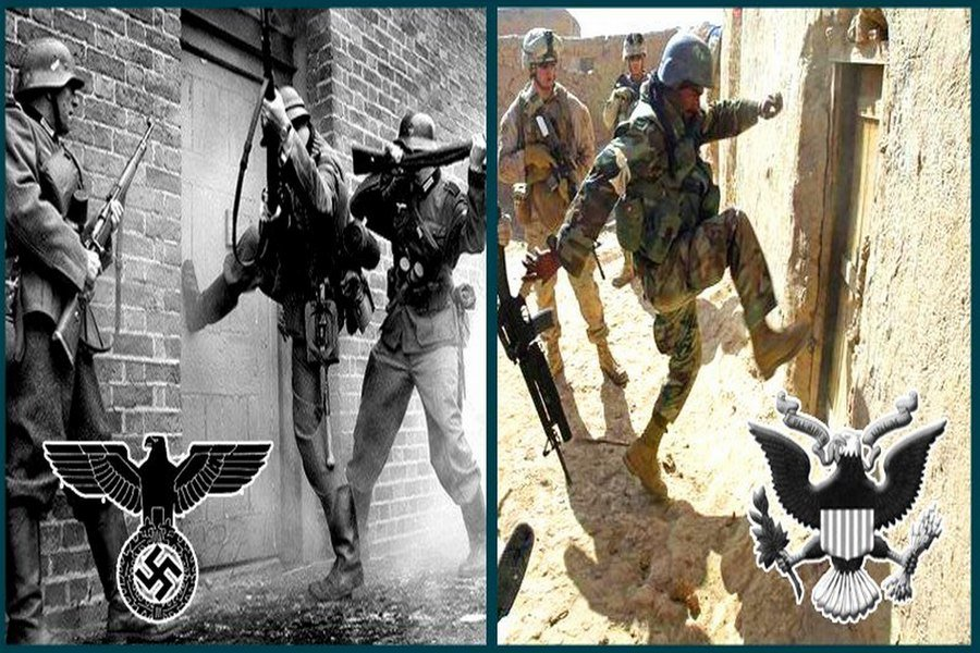 НАТО наследует традиции СС