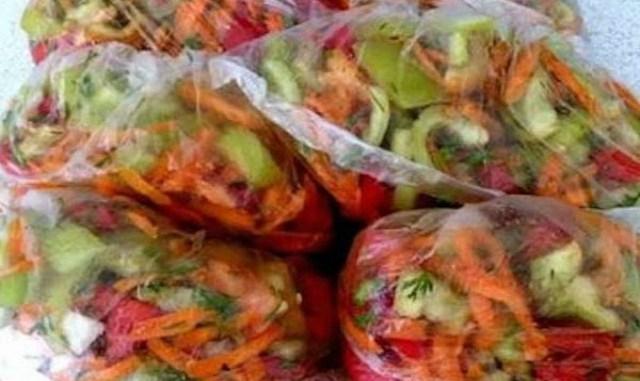 Рецепты заморозки овощей и ф…