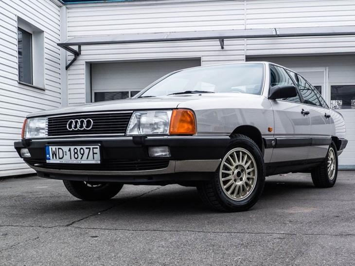 """""""Сигара"""" Audi 100 в кузове С3"""