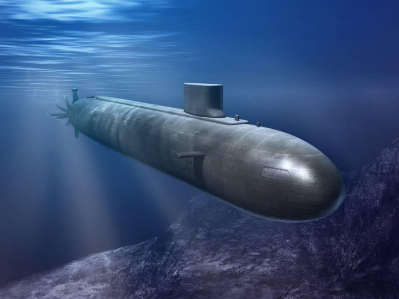 В США построили две новые атомные субмарины