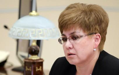 Губернатор Забайкальского края подала в отставку