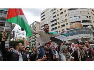 Протесты в Иордании – часть …