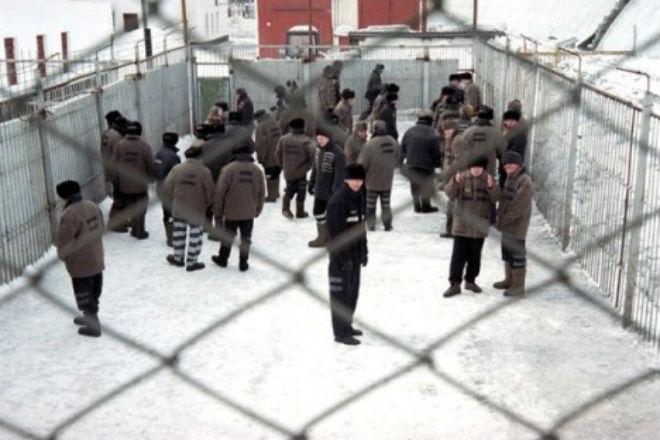 Тюрьма на крайнем севере России