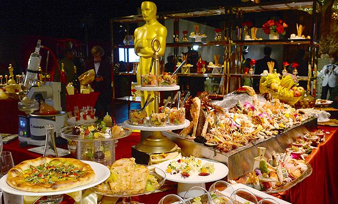 """""""Оскар-2018"""": чем будут угощать гостей и победителей на афтепати церемонии"""