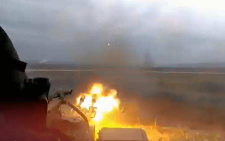 Разгром огромной военной колонны в Донбассе – военкор передает о ситуации на линии фронта