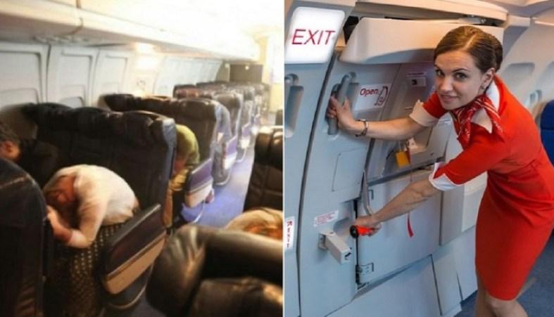 Секреты о перелетах от стюардесс