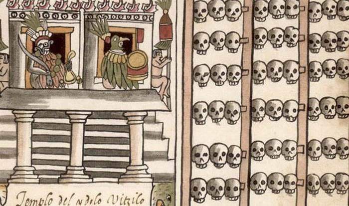 23 факта об ацтеках, ставших последней из великих индейских цивилизаций(24 фото)