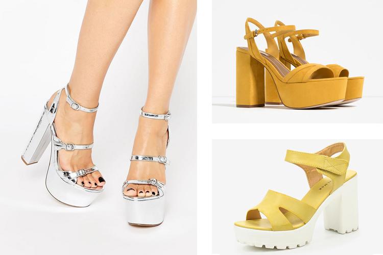 Легкой походкой: 15 лучших пар обуви на каблуке для этого лета