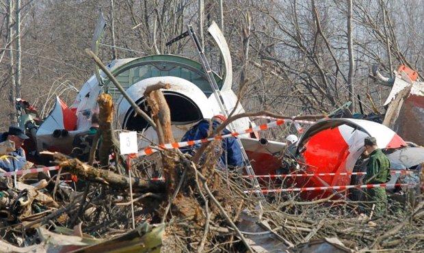 Эксперт о новых «уликах» в деле о крушении ТУ-154: Это серьезный скандал для Польши