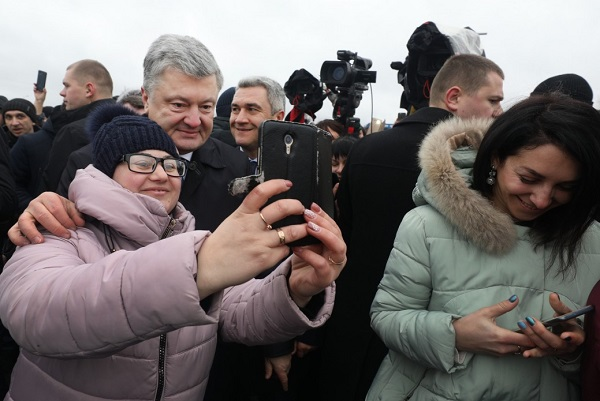 Жители Одессы благодарили По…