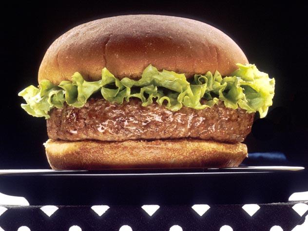 В США создан робот для готовки бургеров