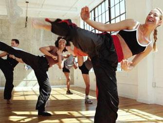 Тай-бо: противоударный фитнес