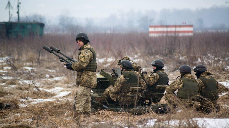 Украинские силовики за сутки…