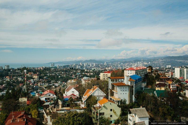 В Сочи на недельку путешествия, факты, фото