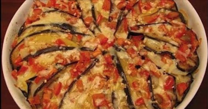 Очень простой и быстрый рецепт: чудесная овощная запеканка с моцареллой — вкусный, сытный и вполне полезный ужин готовится на раз-два