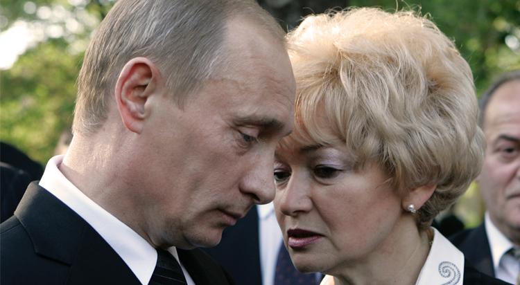Нарусова напугала Путина - о…