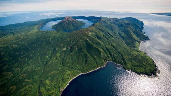 Загадки курильских островов