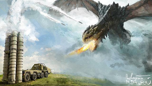 Русская ракета против индийского дракона. Green Tea