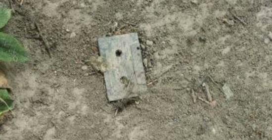 14. Находка неизвестного пользователя Интернета у него в огороде археология, дача, находки, удивительное рядом