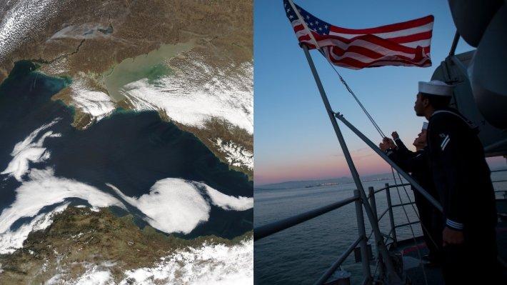 """Укрепление обороноспособности Крыма вызвало """"нервную"""" реакцию США в Черном море"""