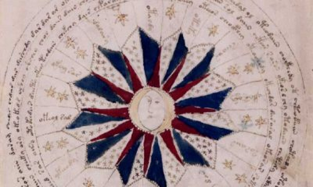 Манускрипт Войнича - Самая загадочная рукопись в мире.
