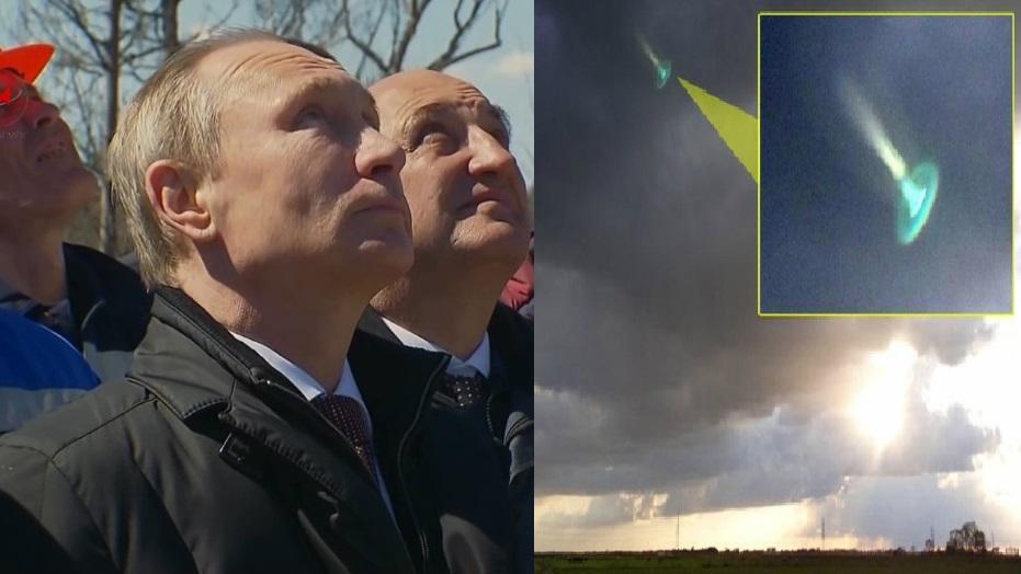 """Путин уже распорядился разобраться в инциденте с неопознанным летающим объектом, при запуске ракеты с космодрома """"Восточный"""""""