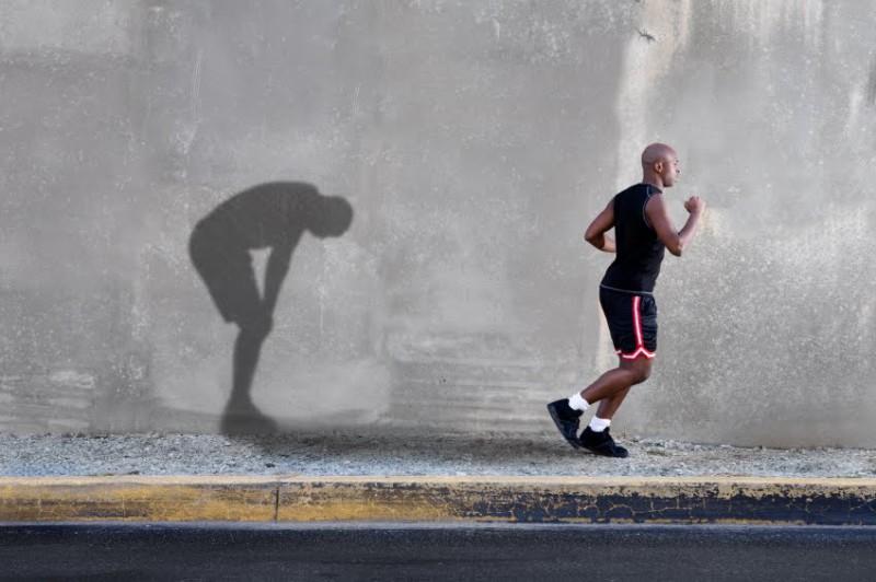 Эффективная тренировка, чтобы и в 40 лет быть в форме