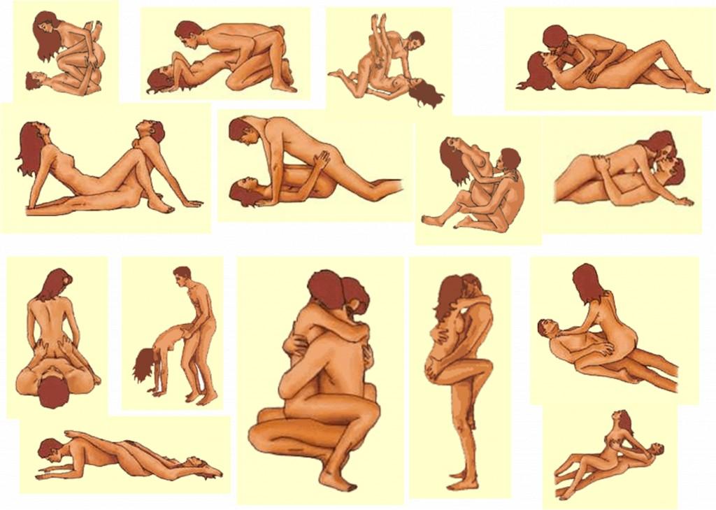 самые популярные позы в сексе фото