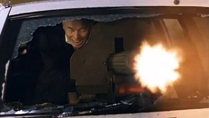 Украинец с пулемётом попытал…