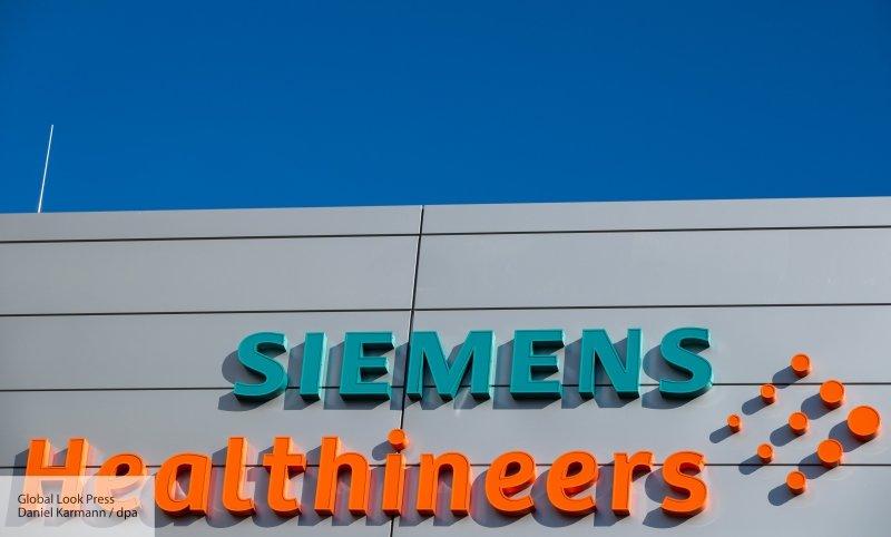 Жалоба концерна Siemens по к…