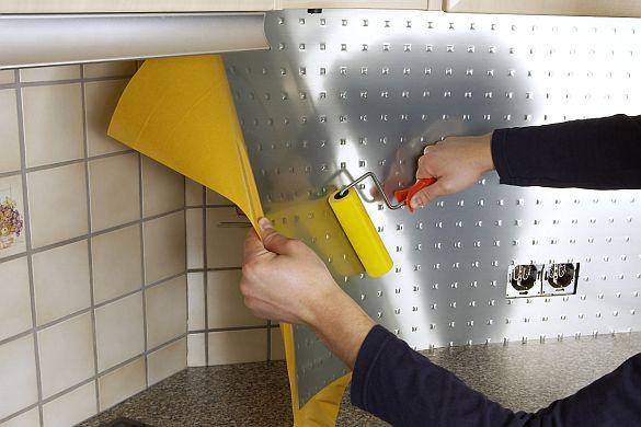 Как украсить плитку на кухне своими руками фото