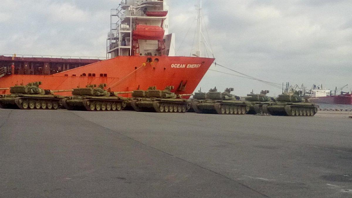 Подтвержден факт подписания контракта на поставку танков Т-90С в Ирак