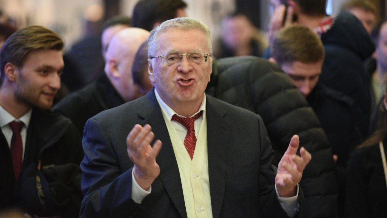 Жириновский хочет разрешить фракциям обмениваться депутатами