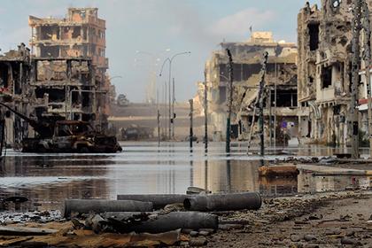 Медведев собрался восстанавливать Ливию