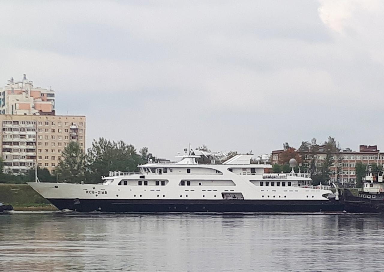 Передана на испытания новая ценная единица ВМФ России