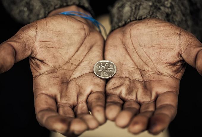 Наталья Грейс о законе генетической нищеты