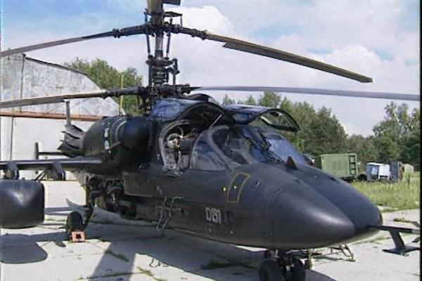 """КА-58 - """"Черный призрак"""""""