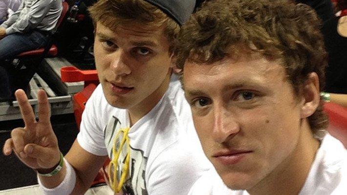 Мамаева и Кокорина могут пожизненно отстранить от футбола - источник в РФС