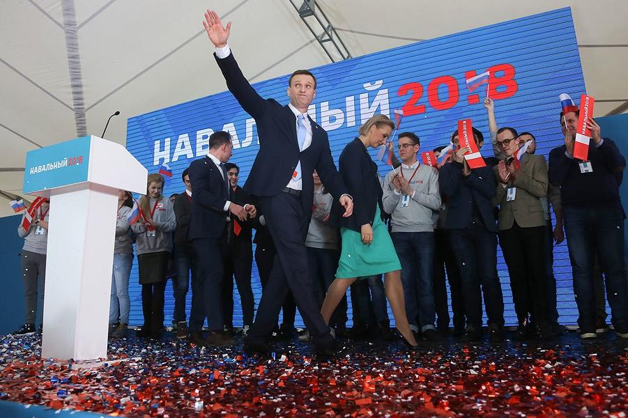 Что вы думаете о будущем Навального?