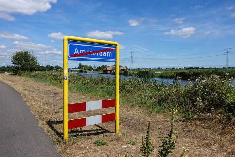 Чего нельзя делать в Амстердаме