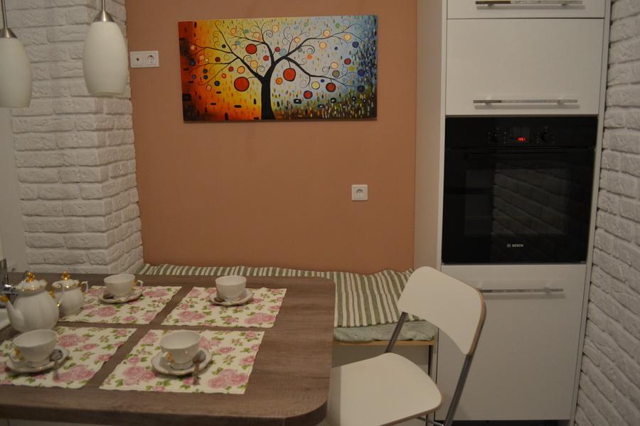"""""""Моя кухня"""": нетривиальные решения по организации пространства"""