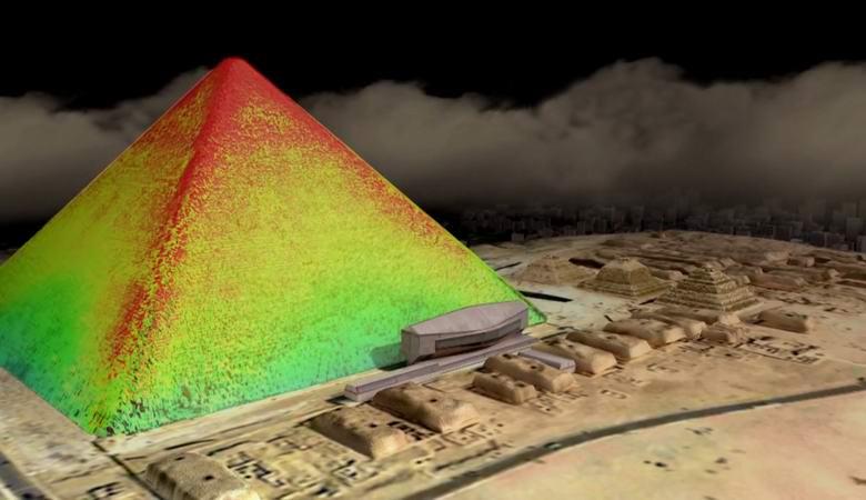Ученые доказали, что пирамид…