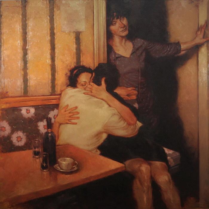 Теплые картины Joseph Lorusso