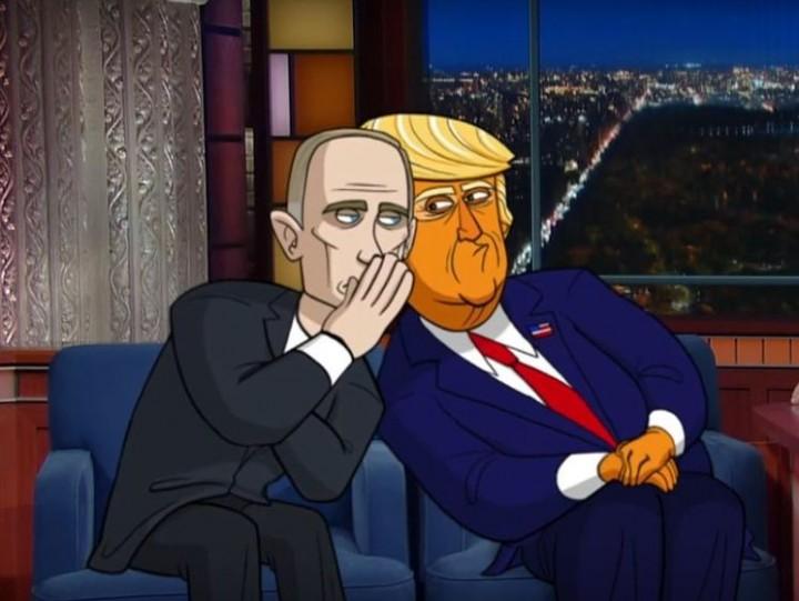 Евродепутат рассказал, как Владимир Путин обыграл Трампа