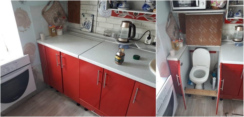 Люди делятся фотографиями кухонь с худшим дизайном